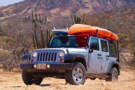 Cabo Pulmo - Jeep Expedition
