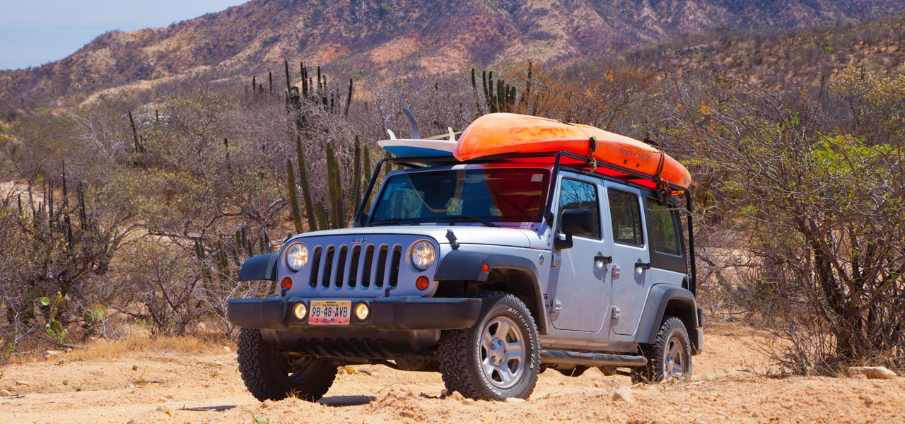 Cabo Pulmo – Jeep Expedition