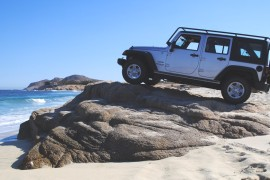 Todos Santos Jeep Expedition